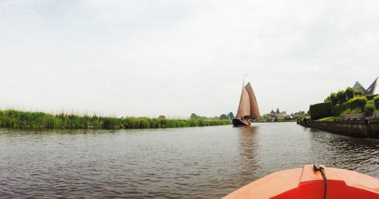 Met onze Australian Labradoodle Joey naar het mooie Friesland
